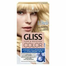 Schwarzkopf GLISS COLOR Lightener Plus Up To L9 Levels  Lift Anti-yellow Effect