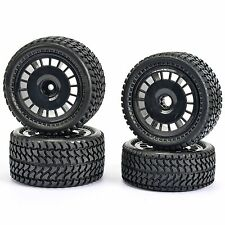 Carson 1:10 All Terrain 2WD Reifen-Set (4) für Carson, Tamiya etc. Rc Buggys