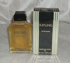 WEIL KIPLING AFTER SHAVE 50 ML SPLASH NEU OVP OHNE FOLIE