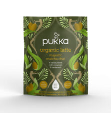 Pukka Herbal Organic Latte - Majestic Matcha Chai