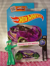 Case A/B 2016 i Hot Wheels VANDETTA #16✰Trans Purple; 7; oh5 green✰X-Raycers✰