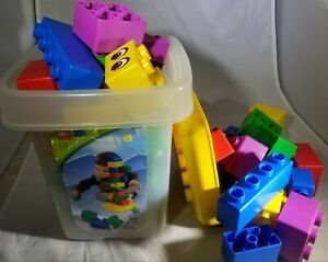 LEGO QUATRO BLOCKS 45 Pieces Mixed Sets. Ages 1-3
