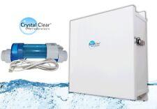 ELECTROLYSEUR AU SEL - piscines jusqu'à 120m3 -3g/l de sel - inversion polarité