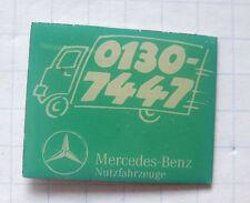 MERCEDES-BENZ  / NUTZFAHRZEUGE ............Auto-Pin (116d)