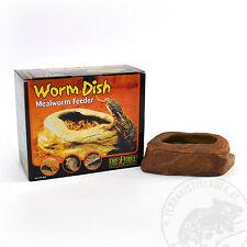 Exo Terra Worm Dish Mehlwurm Futterschale
