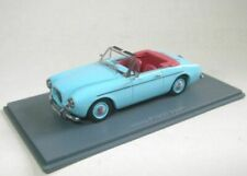VOLVO P1900 CONVERTIBLE SPORT LIGHT BLUE 1956 NEO 44385 1/43 CABRIOLET RESINE