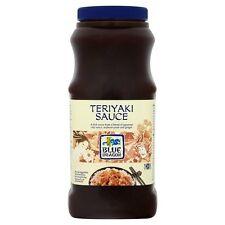 Blue Dragon Teriyaki Sauce 1 Litre Bulk Bottle Catering