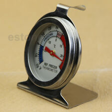 Stainless Steel Temperature Refrigerator Freezer Dial Type Stainless Thermometer