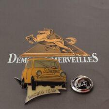 Pin's Folies❤️ Demons et Merveilles Automobile  Austin rallye Schweppes Racing