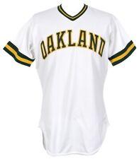 Oakland Athletics Jersey 1981-1986 NEW W/ TAGS Khris Davis 2 *NOT SGA* Majestic