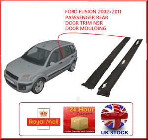 Fits Ford Fusion 01>13 NSR Passenger Side Rear Door Trim Panel 1473677 Moulding