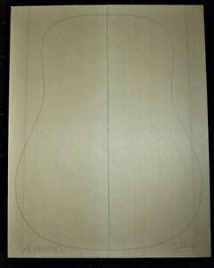 Guitar Luthier Tonewood HIGH GRADE (5A) ADIRONDACK RED SPRUCE TOP SOUNDBOARD Set