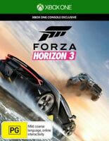 FORZA HORIZON 3 (XBOX One) FREE POST VERY GOOD!