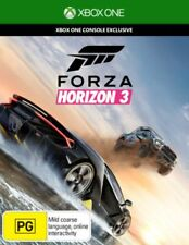 FORZA HORIZON 3 (XBOX One) FREE POST  VERY GOOD!