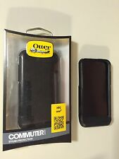 OtterBox Commuter Case Cover for HTC One v 77-20718 - Dual Layer Black / Black
