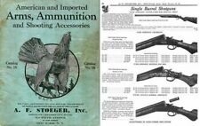 Stoeger 1933- No. 18 Guns, Ammunition & Accessories Catalog