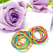 Popular 50 Pcs Rubber Bands For Tattoo Machine Gun Tubes Needle Tip Supplies