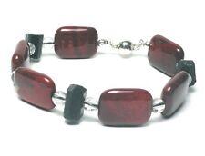 Unbehandelte Echte Edelstein-Armbänder mit Turmalin für Damen