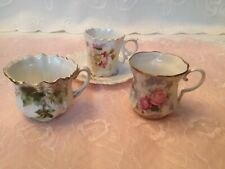 RS Prussia Demitasse Cups (3)