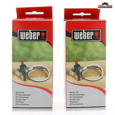 (2) Weber Grill Igniter Kit 7510 Genesis Silver Gold Platinum ~ New