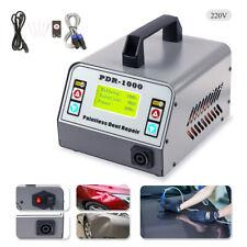 Máquina De Calentador de inducción de 1000W caja caliente coche Abolladura Extracción social reparación de abolladuras