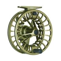 NEW REDINGTON RISE III 3/4 WEIGHT OLIVE FLY FISHING REEL + FREE US SHIPPING