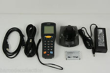 Symbol Motorola Zebra MC1000-KH0LA2U0000 Complete with CRD1000 Kit Win CE 4.2
