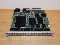 Cisco WS-X6748-GE-TX-3C 48-Port GIGABIT Catalyst Switch Module + WS-F6700-DFC3C