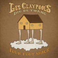 Four Foot Shack 2 Disc Set Les Duo De Twang Claypool 2014 Vinyl