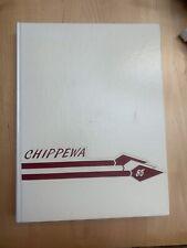 1985 Yearbook Central Michigan University Chippewa