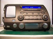 06-11 Honda Civic Premium Audio System Radio Stereo MP3 CD Player 39100-SVA-A20