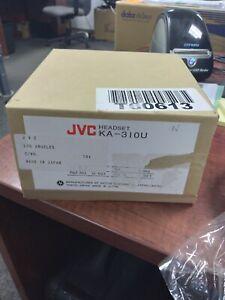 JVC KA-310U Intercom Headset for RM-P210U/270U/300U