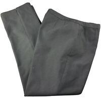 EUC LIZ CLAIBORNE Women's Textured Fabric Lined Dress Pants size 8