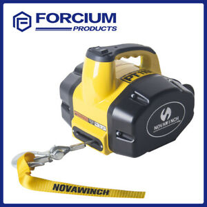 Novawinch PT1100 Portable Lifting and Pulling Tool 240V-AC