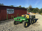 2009 John Deere TH 6x4 Gator Utility Vehicle w/ Dump Bed Only 2100 Hours!