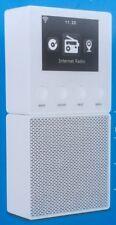 MEDION E85032 MD 87248 Steckdosen Internetradio Bluetooth Lautsprecher WLAN weiß