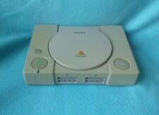Playstation 1 PS1 console with mod chip for parts or repair