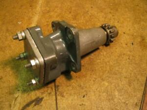 Piper 71676 Hydraulic Pump Drive Lycoming