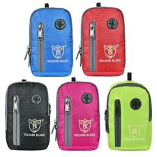 Outdoor Sports Gym Armband Case Running Jogging Zippered Phone Bag Pouch Holder
