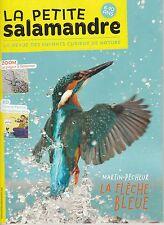 La petite salamandre revue nature  6 -10 ans N°95 août-septembre 2014