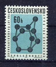 CHECOSLOVAQUIA CZECHOSLOVAKIA 1966 SC.1407 MNH Chemical Society