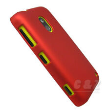 Premium Maroon Red  Hybrid Rubberised Back Hard Case,Cover,Pouch Nokia Lumia 620