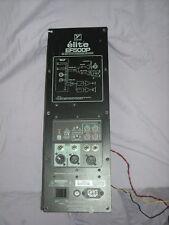 YORKVILLE EF500P OR NX750P Amp Module Repair Service!
