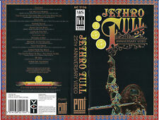 (VHS) Jethro Tull - 25th Anniversary Video