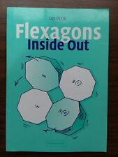 Flexagons Inside Out by Les Pook, hexaflexagon