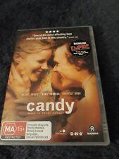 Candy DVD (2007) Heath Ledger