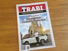 Super Trabi Magazin 84 / 2016 - Geschenk für Trabant Freunde Fahrer DDR Wartburg