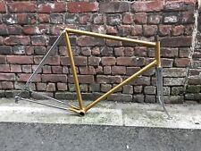 FRAME RANDONNEUSE CARLOS stronglight Cyclotourisme Brooks Style Herse Berthoud