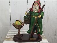 Clothtique Possible Dreams Santa Father large Paul Chang LTD 10,000 Earth World
