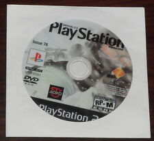 PS2. Official Playstation US Magazine Issue 76 (NTSC US/CAN) PS2 Game DVD